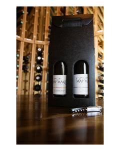 Specialty Wine Box -  Two wines from Map Maker winery