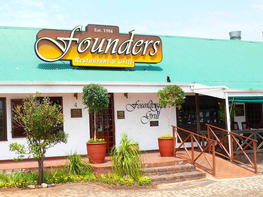 Founders Grill Florida North (Roodepoort/Gauteng) - Gift Card