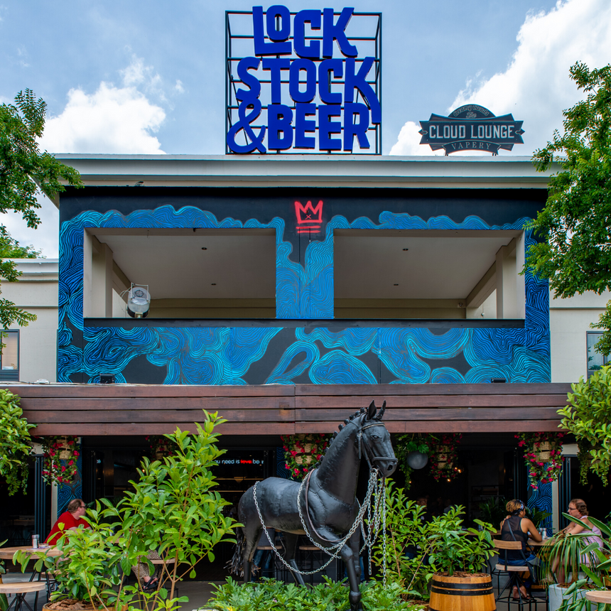 Lock Stock and beer (Fourways/Gauteng) - Top Up