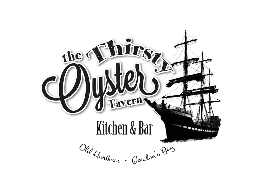 The Thirsty Oyster Tavern (Helderberg/Western Cape) - Gift Card