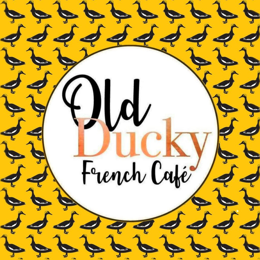 OLD DUCKY FRENCH CAFÉ (Johannesburg/Gauteng) - Gift Card