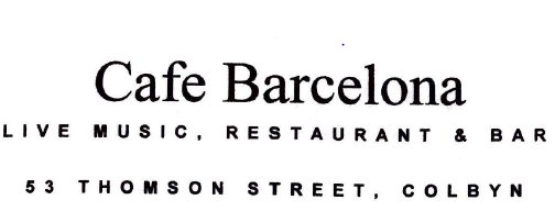 Cafe Barcelona (Pretoria/Gauteng) - Gift Card