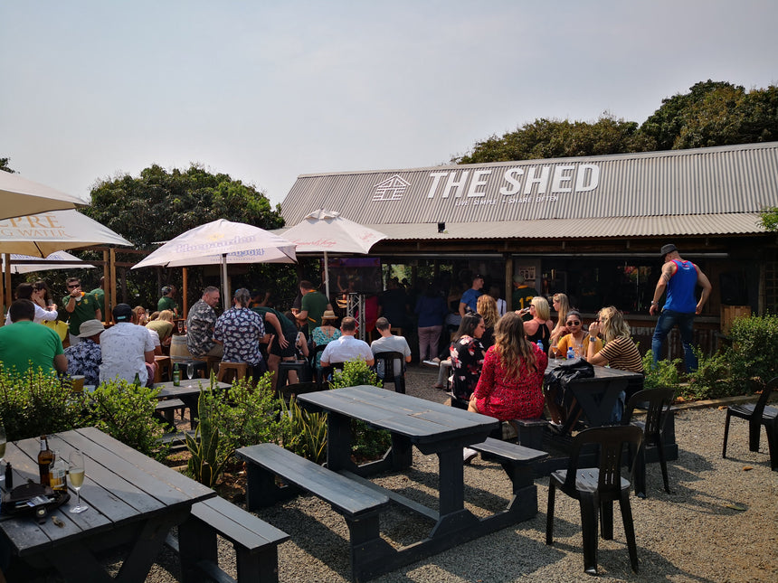 The Shed (Salt Rock/Kwazulu Natal) - Top Up