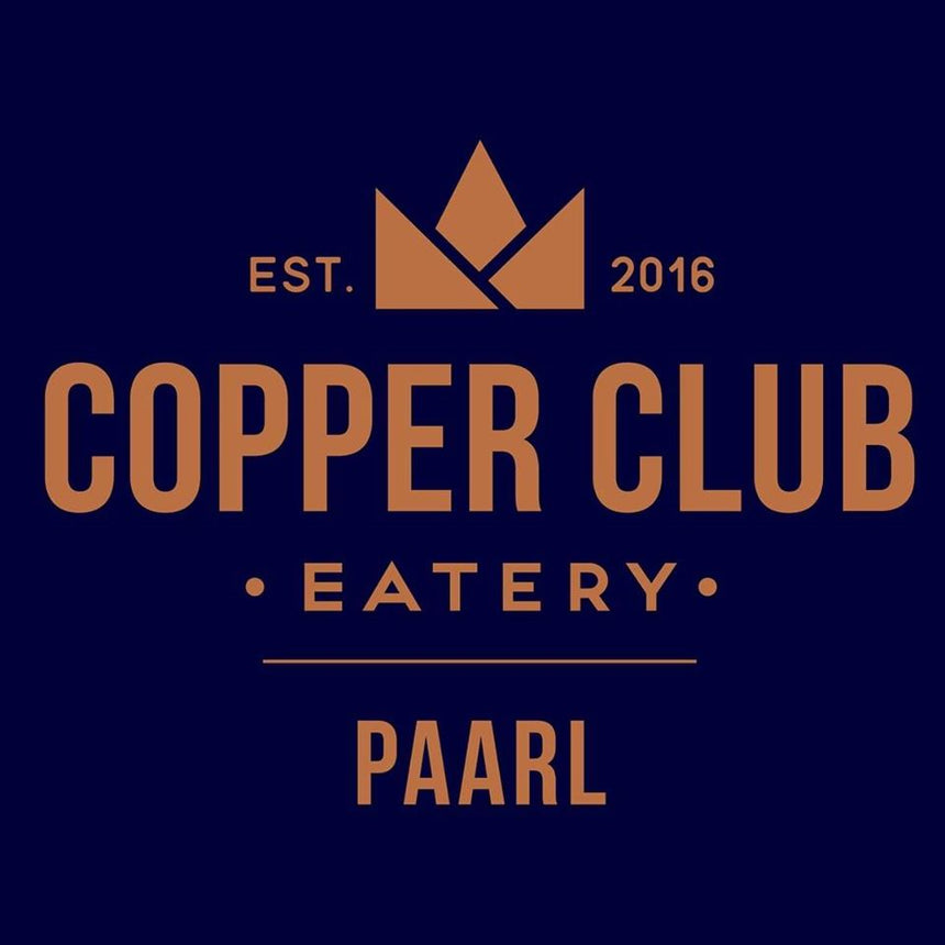 The Copper Club Eatery Paarl (Paarl/Western Cape) - Gift Card