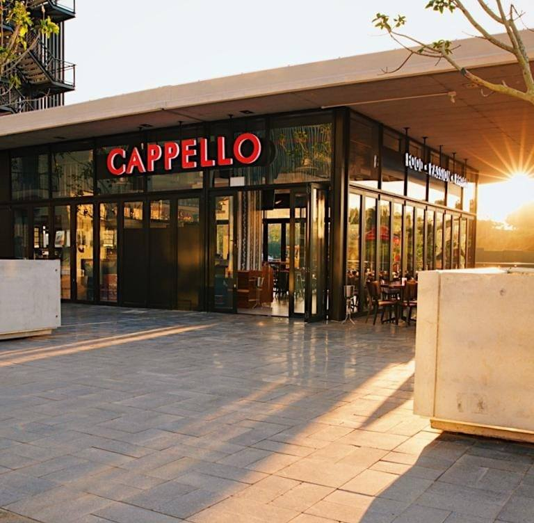 Cappello Umhlanga (Durban/Kwazulu Natal) - Top Up