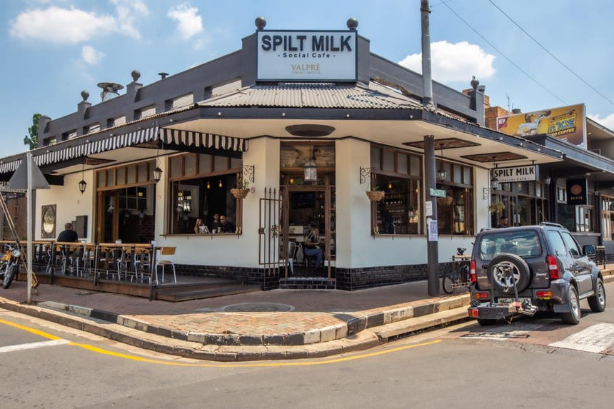 Spilt Milk - Social Cafe (Johannesburg/Gauteng) - Top Up