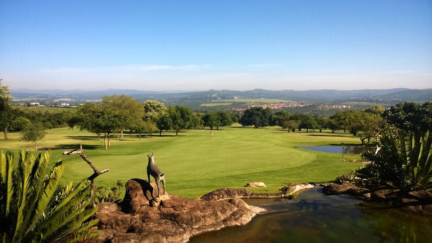 Mbombela Golf Club (Nelspruit/Mpumalanga) - Gift Card