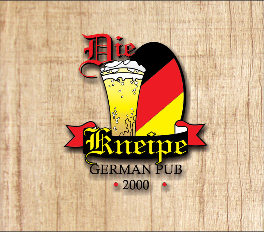 Die Kneipe German Pub (Johannesburg/Gauteng) - Top Up