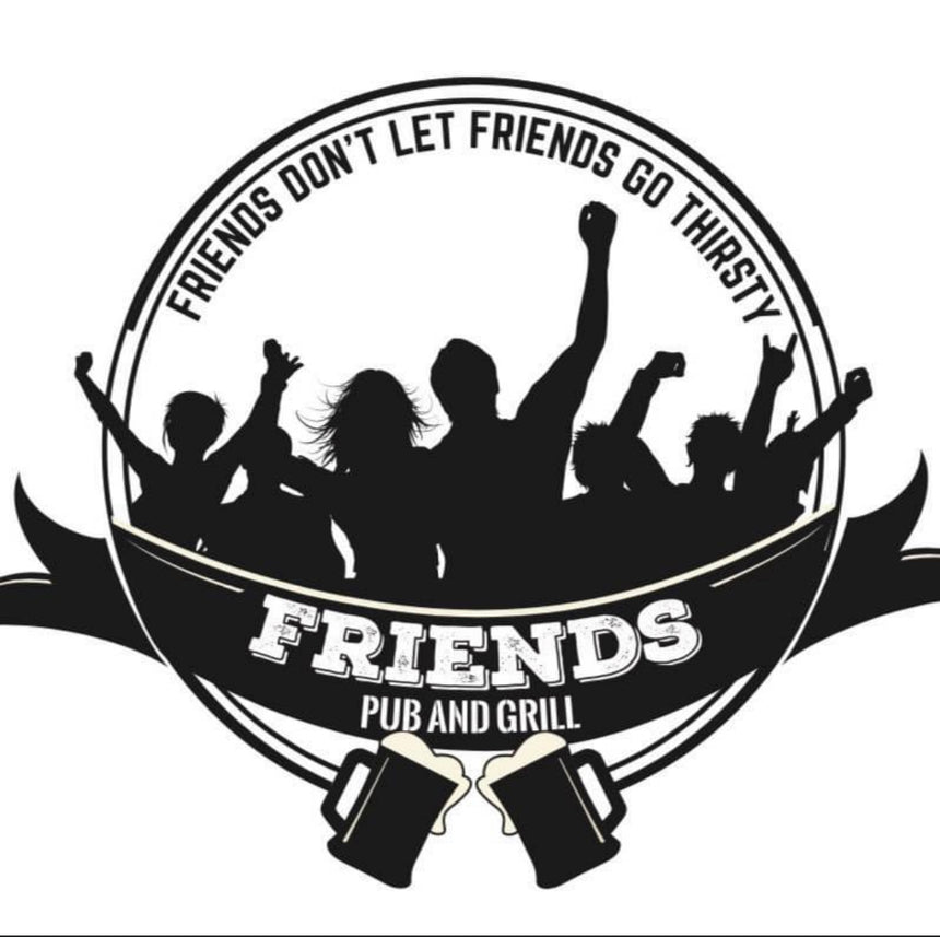 Friends pub and grill (Mosselbay/Western Cape) - Top Up