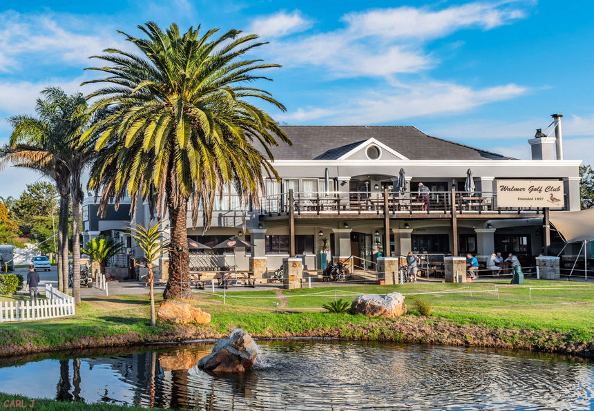 WALMER GOLF CLUB (Port Elizabeth/Eastern Cape) - Top Up