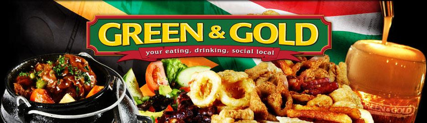 Green & Gold Pub and Restaurant (Weltevreden Park/Gauteng) - Gift Card