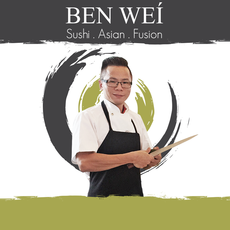 Ben Wei (Cape Town/Western Cape) - Top Up