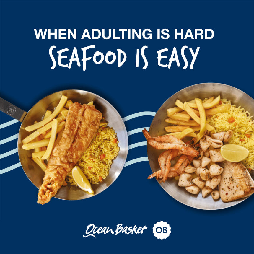 Ocean Basket BLUE HILLS (Midrand/Gauteng) - Top Up