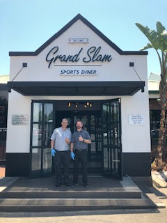 Grand Slam Sports Diner (Edenvale/Gauteng) - Gift Card