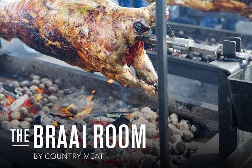 The Braai Room Linden (Johannesburg/Gauteng) - Gift Card