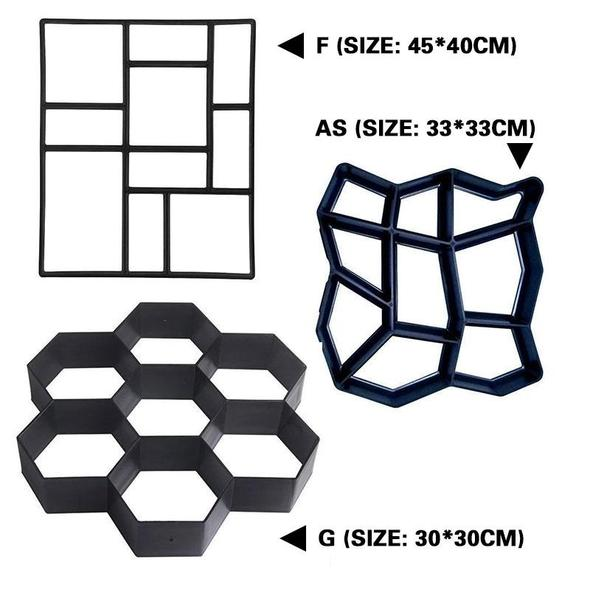 Essential Home™ Path Floor Mould
