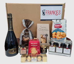 Ultimate Christmas Food & Wine Hamper