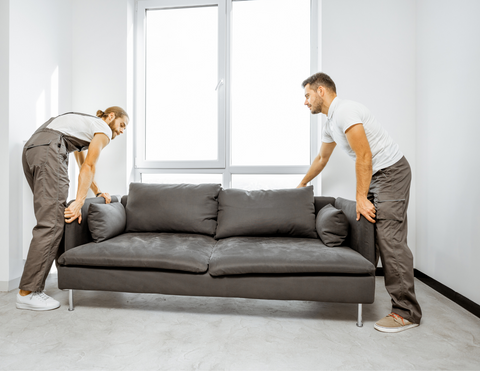 One More Time ETC Columbus offers delivery and pickups for furniture items