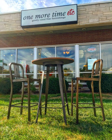 One More Time ETC the Furniture consignment store in Columbus, OH