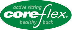 The Core-flex Chair Co. Logo