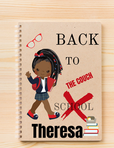 Back to School Personalized Notebooks