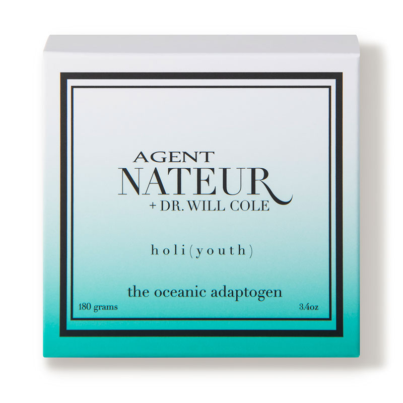 Agent Nateur holi(youth) The Oceanic Adaptogen (3.4 oz.)