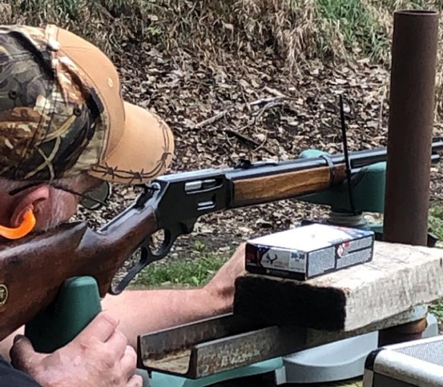 Testing the Refinished Marlin 336 Rifle