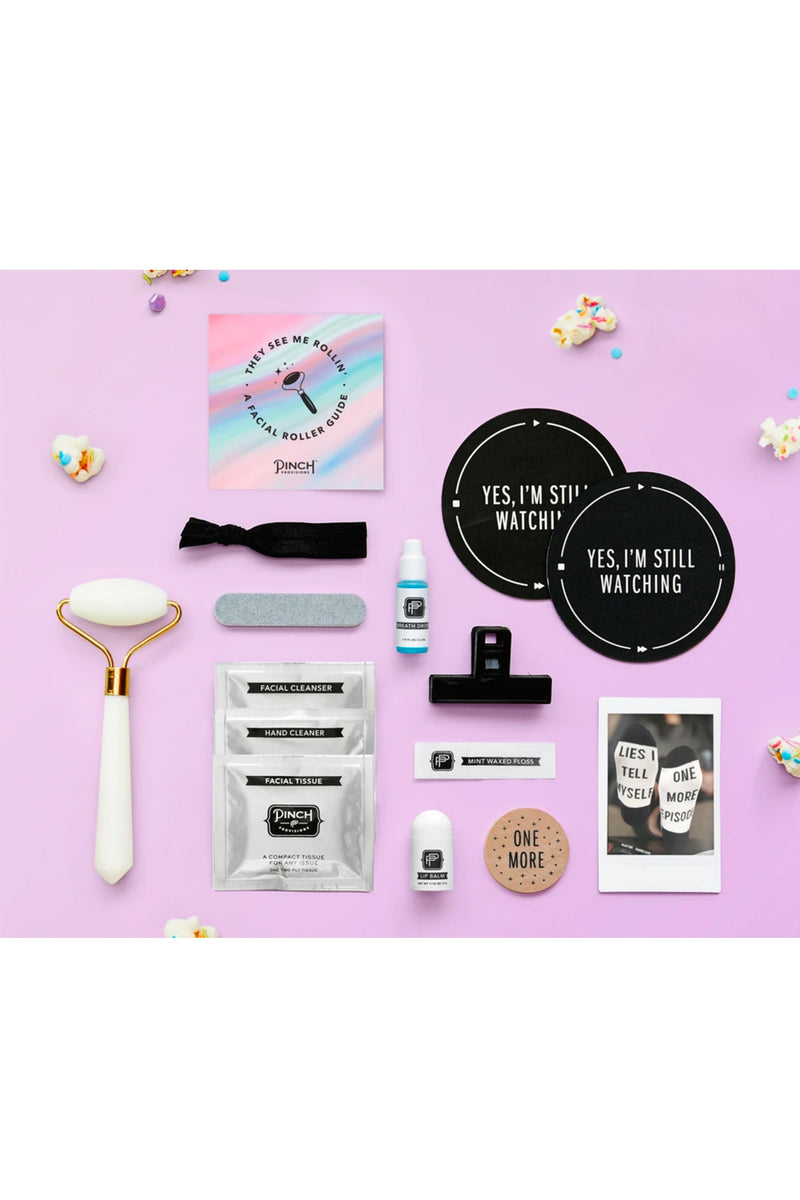Binge-Watching Beauty Kit