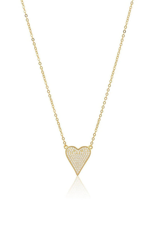Audrey Heart Necklace