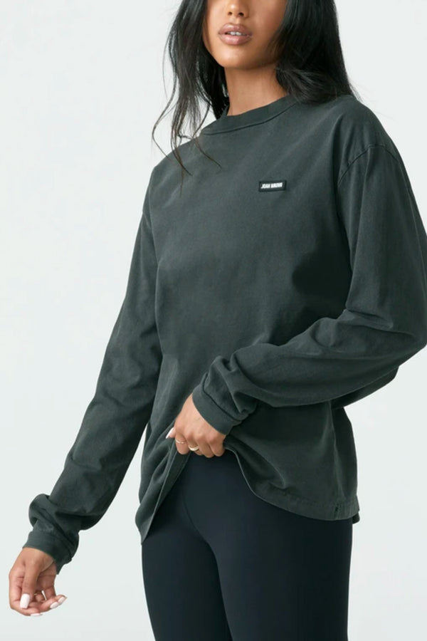 Classic Oversized Long Sleeve