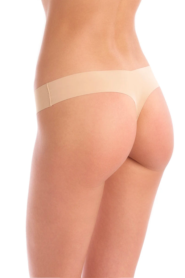 Classic Solid Thong (Assorted Colors)