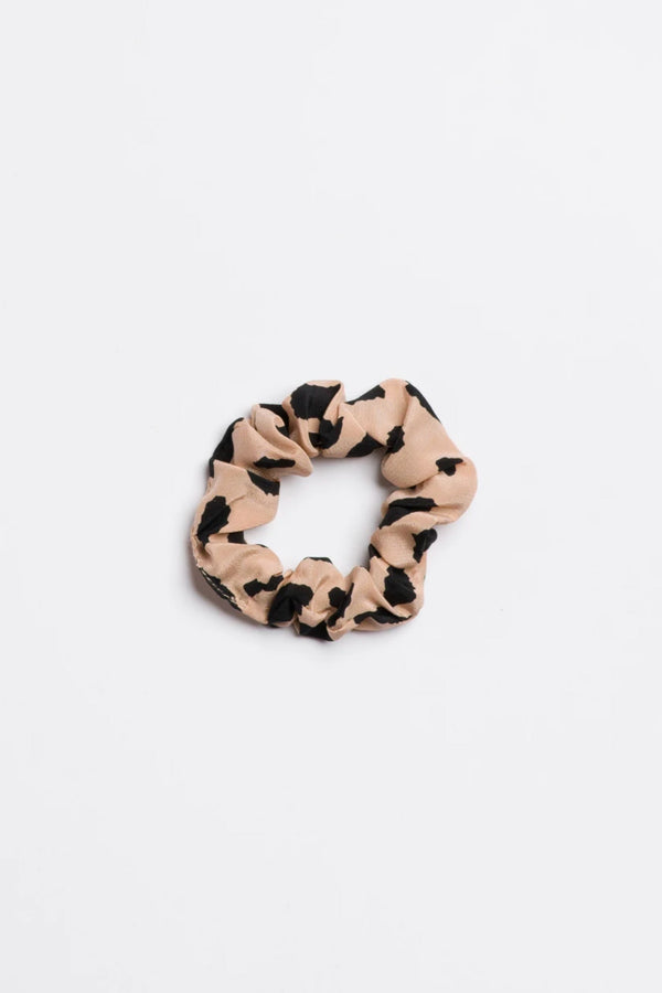 Print Mini Scrunchies