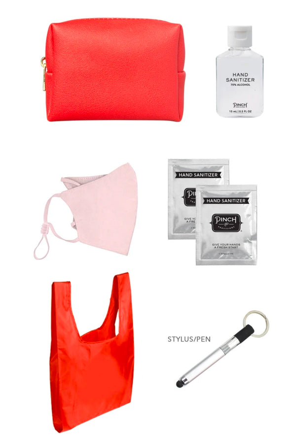 Red Errand Kit