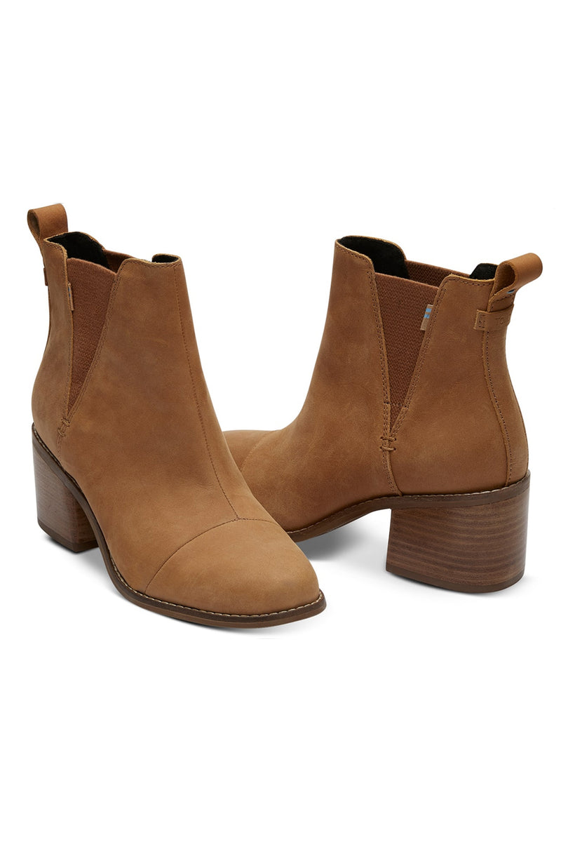 Esme Leather Bootie