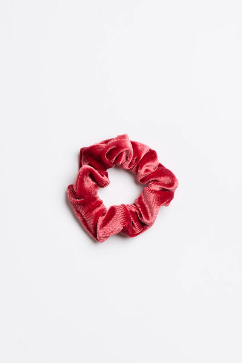 Velvet Mini Scrunchies