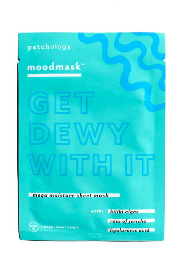 Moodmask Get Dewy With It Sheet Mask