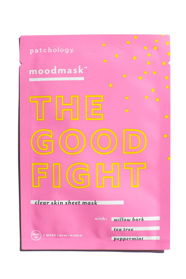 Moodmask The Good Fight Sheet Mask