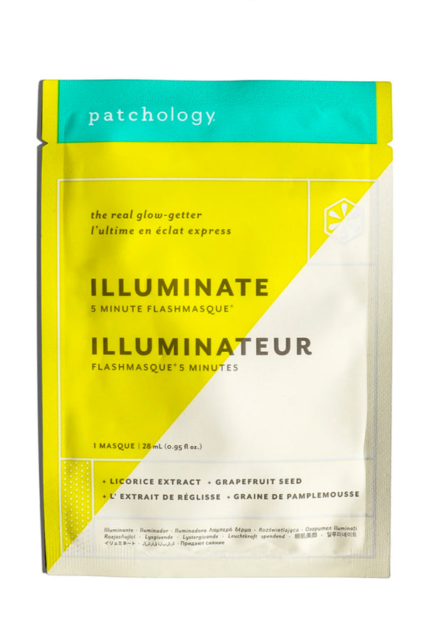 FlashMasque Illuminate 5 Minute Sheet Mask