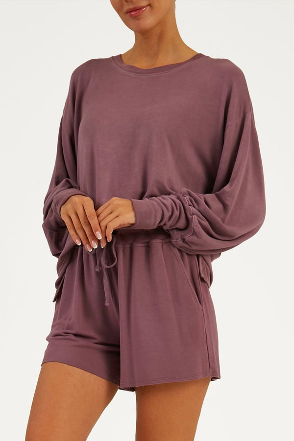 Eco Supersoft Flora Pullover