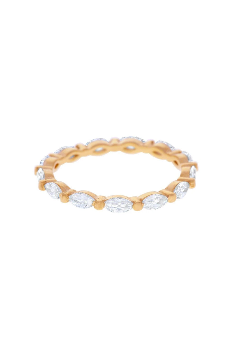 Goddess Eternity Stacking Ring