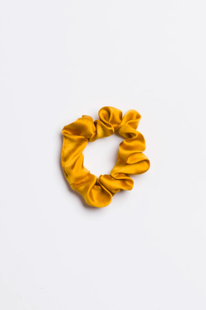 Solid Mini Scrunchies
