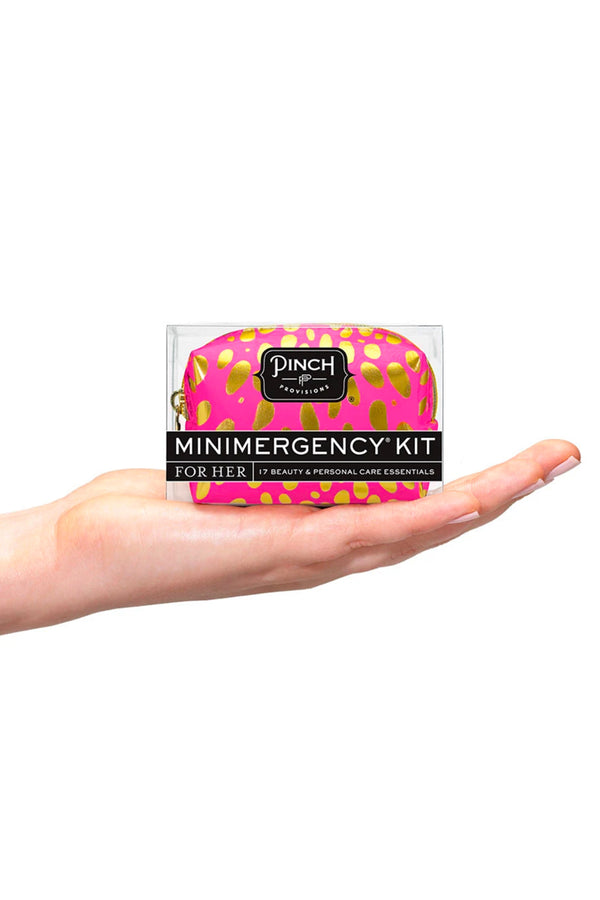 Spotted Minimergency Kit