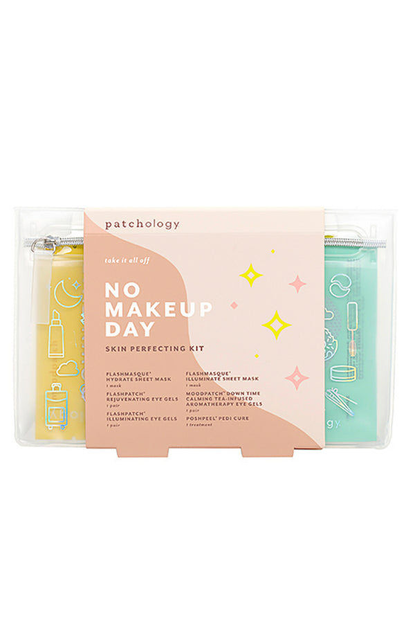 No Makeup Day Skin Perfecting Kit