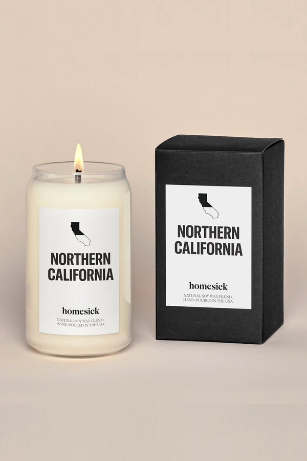 Northern California Candle