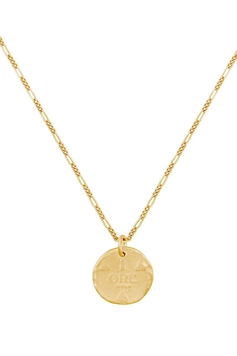 Relic Coin Necklace