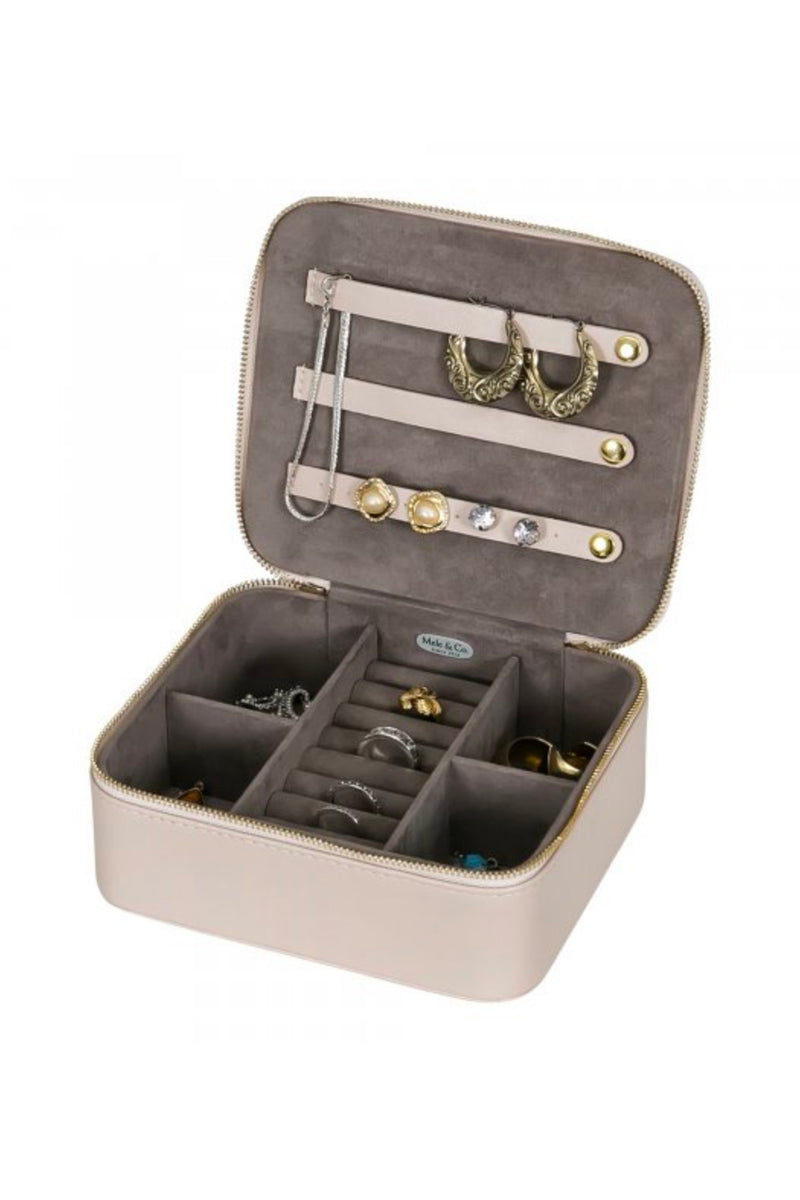 Shiloh Travel Jewelry Box