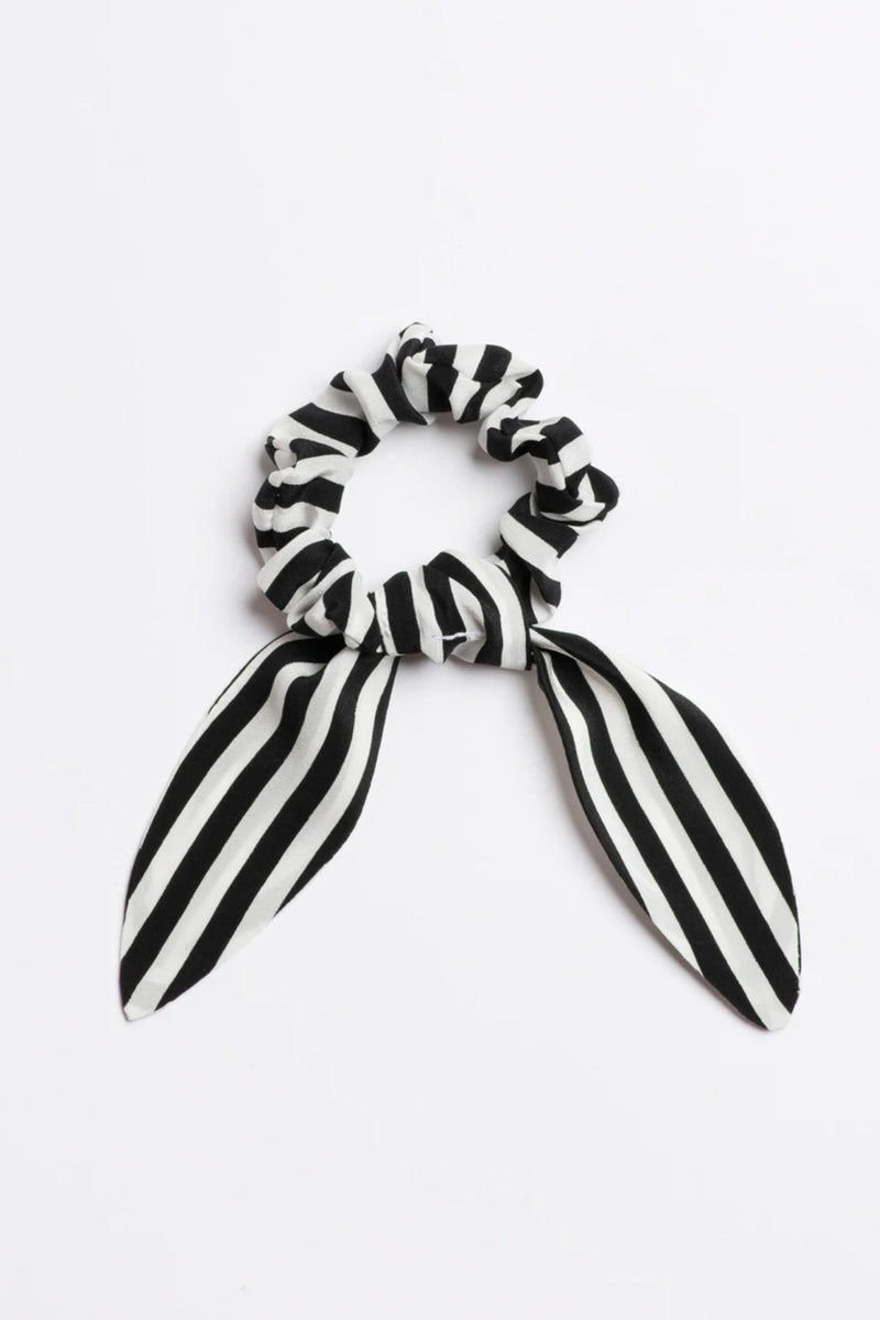 Silk Scrunchie Ties