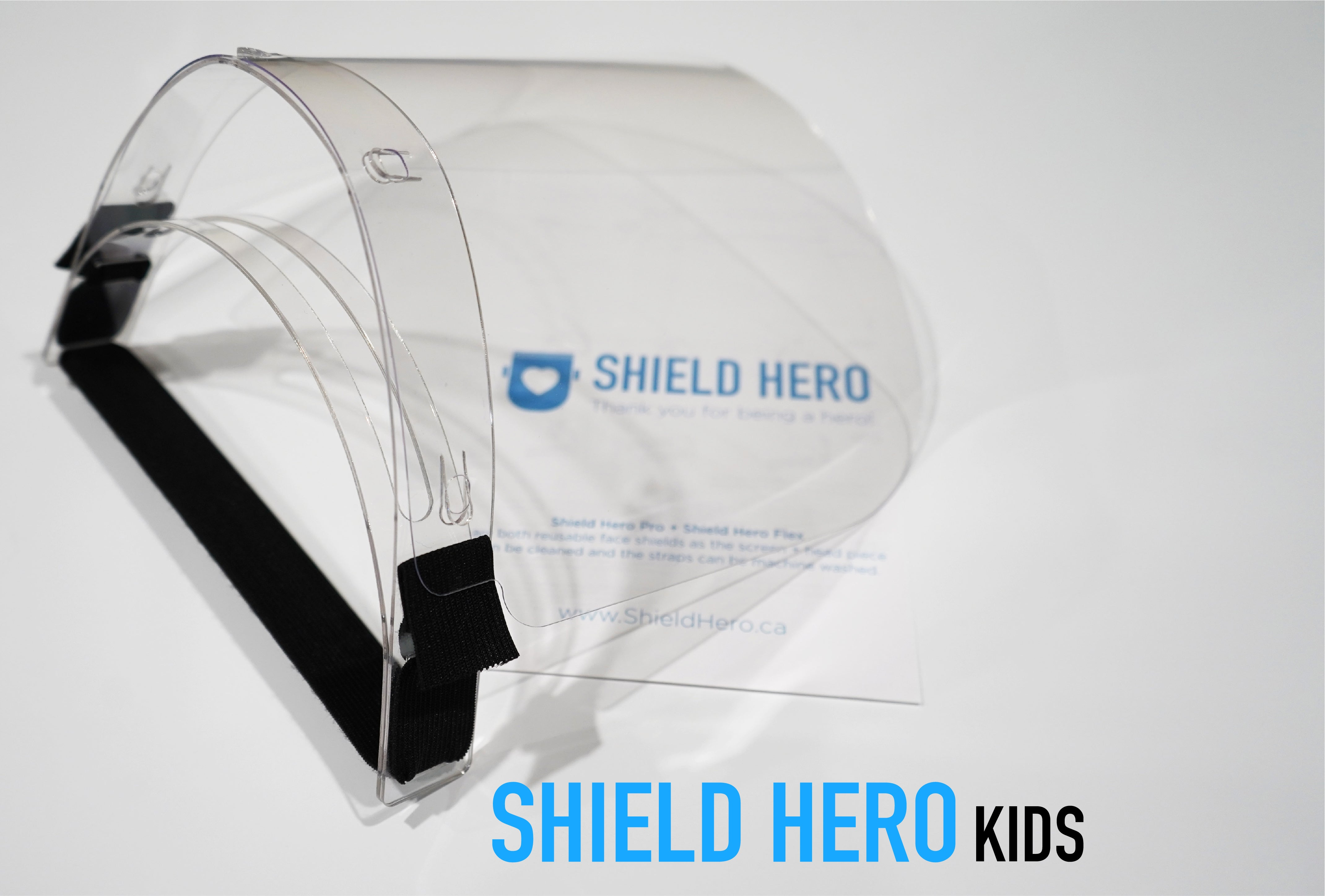 Shield Hero Kids (2,5,10 Pack)