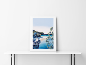SHADOWS ON THE BAY  - LIMITED EDITION PRINT