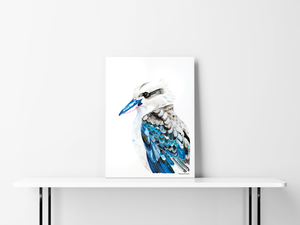 THE KOOKABURRA - LIMITED EDITION PRINT